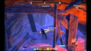 Elder Scrolls Online - Alik'r Desert - Lost City of the Na Totambu Skyshard (PC)