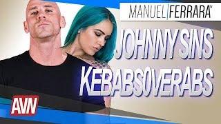 Kebabs0verAbs et Johnny Sins - AVN Expo 2018