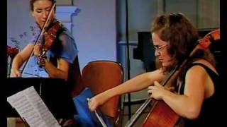 ZAGREB KOM 3 • P. I. Tchaikovsky Piano Trio - 2. A: Tema Con Variazioni (PART 2)