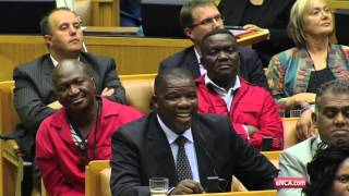 Mbalula told me to stay away of Mbeki's recall - Malema