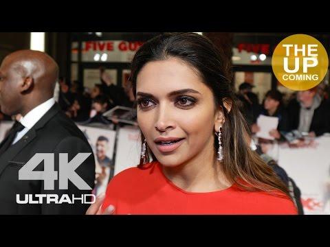 Xxx Mp4 Deepika Padukone Interview On Bollywood Hollywood Female Empowerment At XXX Premiere In London 3gp Sex