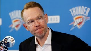 OKC GM will ask himself 'what the hell was I doing?' with CP3 deal - Nick Friedell | Jalen & Jacoby