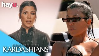 Kourtney Suffers From Anxiety After Break Up | Season 16 | Keeping Up With The Kardashians