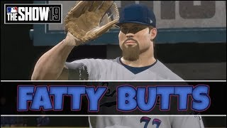 MLB Draft & AA Debut -  MLB The Show 19 - Fatty Butts (SP) Road To The Show MLB 19 RTTS Pitcher EP3
