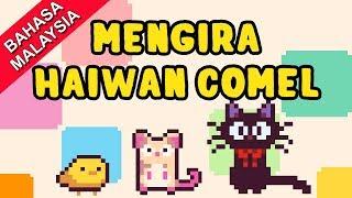 Lagu Belajar | Mengira Haiwan Comel | Lagu Melayu Terbaik Untuk Kanak Kanak | Bibitsku