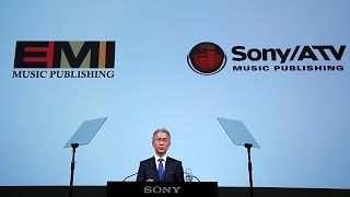Sony buys EMI to become the world