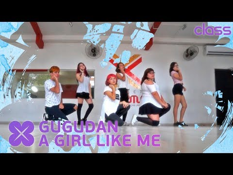 gugudan - A Girl Like Me | K4D Project Dance Class