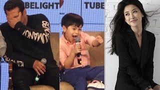 Matin Rey Tangu EMBARRASSES his father publicly | Tubelight