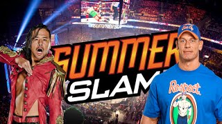 10 Matches Fans Want to See at WWE SummerSlam 2017