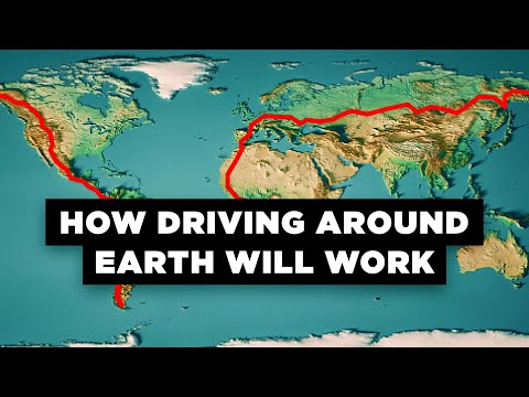 What If We Built a Road Around the World