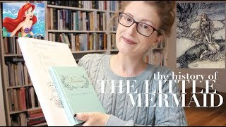 The History of The Little Mermaid   Fairy Tales with Jen