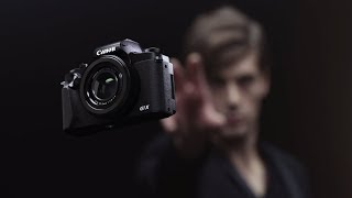 Introducing the Canon PowerShot G1 X Mark III