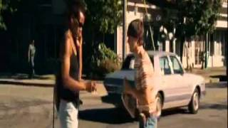 Paper thrower Asian guy (hot rod)