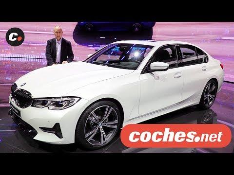 BMW Serie 3 2019 Salón de París 2018 Mondial de l Auto coches