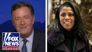 Piers: Omarosa offered sex, wanted us to have