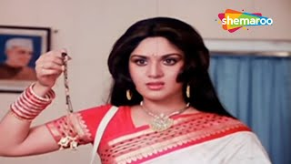 Gharana - 1989 - Hindi Full Movie In 15 Mins - Meenaxi Sheshadri - Govinda - Rishi Kapoor