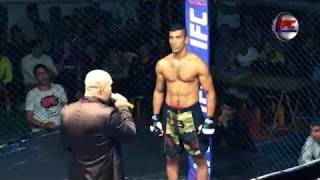IFC 1  Main Event  Abbas Ghaed VS Farzad Ghaderi (Iran Fighting Championship) 04/June/2017