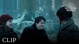 Snowball Fight | Harry Potter and the Prisoner of Azkaban
