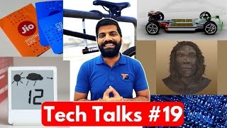 Tech Talks #19 - Silicon Batteries, Whatsapp Not Safe, Fake Reliance Jio Sim, Bermuda Triangle...
