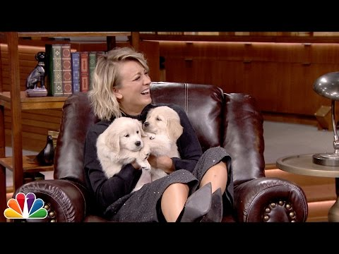 Pup Quiz with Kaley Cuoco Sweeting