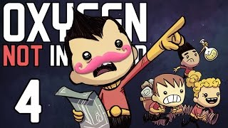 Oxygen Not Included | Part 4 | FAST AND FURIOUS WINS THE RACE!!