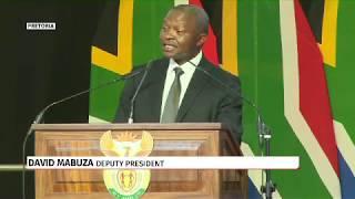 David Mabuza's keynote tribute to Dr Zola Skweyiya