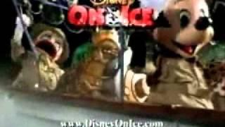 Disney on ice - TV Spots