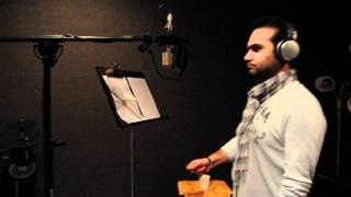Ararat Amadyan - Nafas Nafas (Behind The Scenes of the Remix)