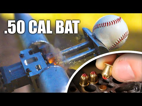 Explosive Bat crushing MLB records. Ft Smarter Every Day