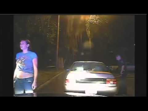 Cop Insists on Seeing Girl's Tits