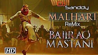 Malhari Full Video Song Remix -DJ Sanddy - Bajirao Mastani
