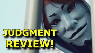 Judgment Review! Basically Batman In Japan? (Ps4)