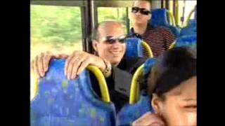 Andréia Fontes - Batismo no ônibus [ Clipe Oficial ]