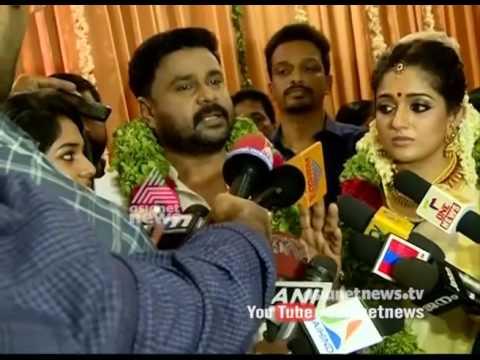 Dileep, Kavya Madhavan get married | Dileep - Kavya Marriage