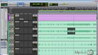 Mixing Big Powerful Drums: Kick and Snare eq compression saturation PT.1 of 2