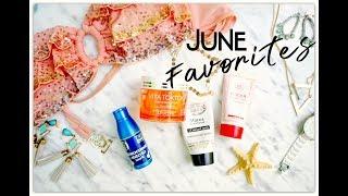 June Favorites    Фавориты Июня 2017