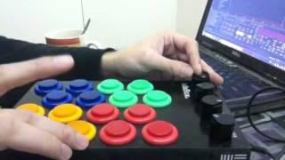 DIY USB Midi Controller fafaBox