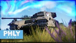 BRITISH BIAS | Black Prince ft.SABOT (War Thunder Gameplay)