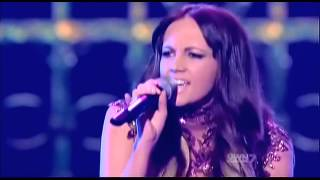 Samantha Jade - Run to You - XFactor Australia Top 9 Performance Show