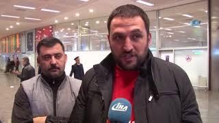 İsrail'de Gözaltına Alınan Türk İş Adamları Yurda Döndü