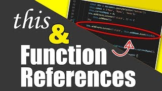 """JS """"this"""" and Function References - What is it all about?"""
