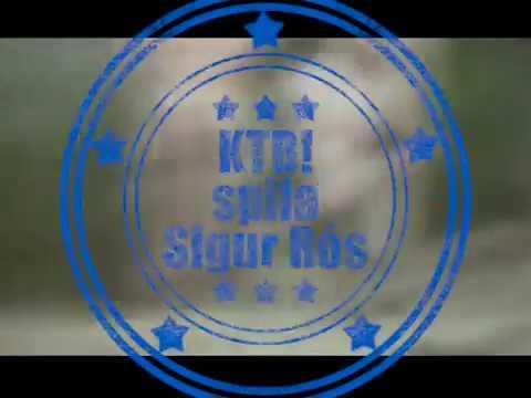 KTB! spila Sigur Rós (30/10/16) Invitation.
