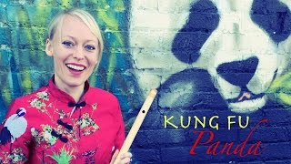 Kung Fu Panda 3 Theme Song (cover by Bevani Flute and OneViolinBand)