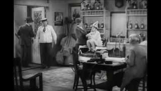 W.C. FIELDS  - THE BARBER SHOP - 1933