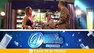 4 Caras Bonitas: En el boliche con Coty Alvarez y Valeria Degenaro - Las joyas del humor