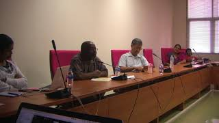 Bioethics Across the World - Prof. Darryl Macer & Prof. Hassan Kaya, plus; AUSN
