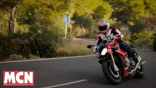 BMW S1000R - On the limit with new super-naked | First Ride | Motorcyclenews.com