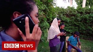 Has an internet blackout killed Sudan's revolution? - BBC News