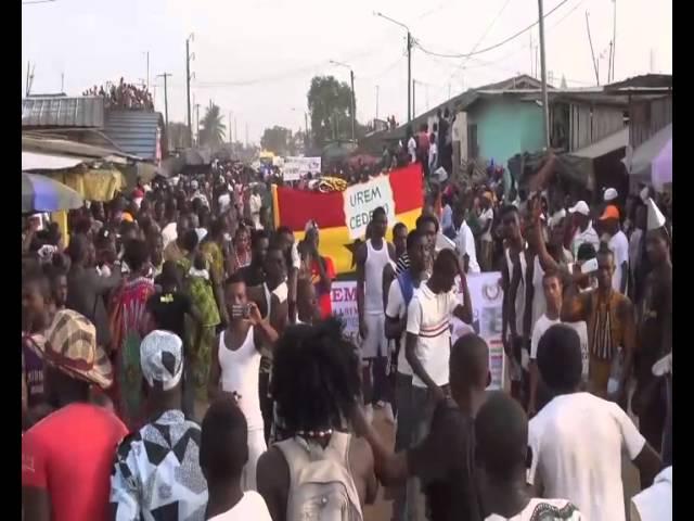 RCI: 35è Festival  du Popo Carnaval