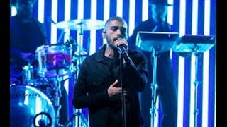 ZAYN - LIKE I WOULD (LIVE PERFORMANCE AT THE TONIGHT SHOW STARRING JIMMY FALLON)